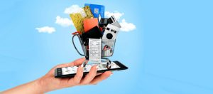 online electronic shopping store